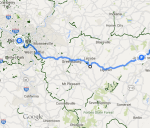 150527 Johnstown to Pittsburgh