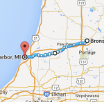 Kzoo to Benton Harbor